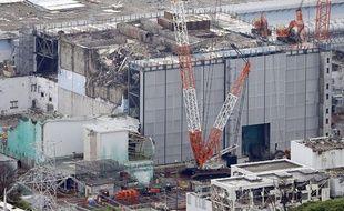 La centrale nucléaire de Fukushima, le 18 juillet 2013.