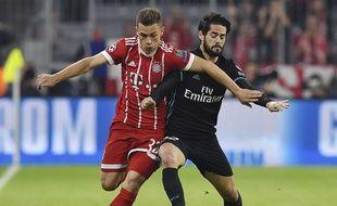 Kimmich inscrit le premier but du Bayern