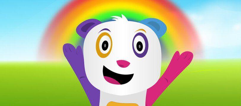 Pitchoun, la mascotte de Pitchoun TV