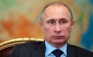Le président russe Vladimir Poutine a ordonné mercredi une inspection surprise des troupes des districts militaires de l'Ouest et du Centre, non loin de l'Ukraine, pour vérifier leur aptitude au combat, a indiqué le ministre de la Défense Sergueï Choïgou.