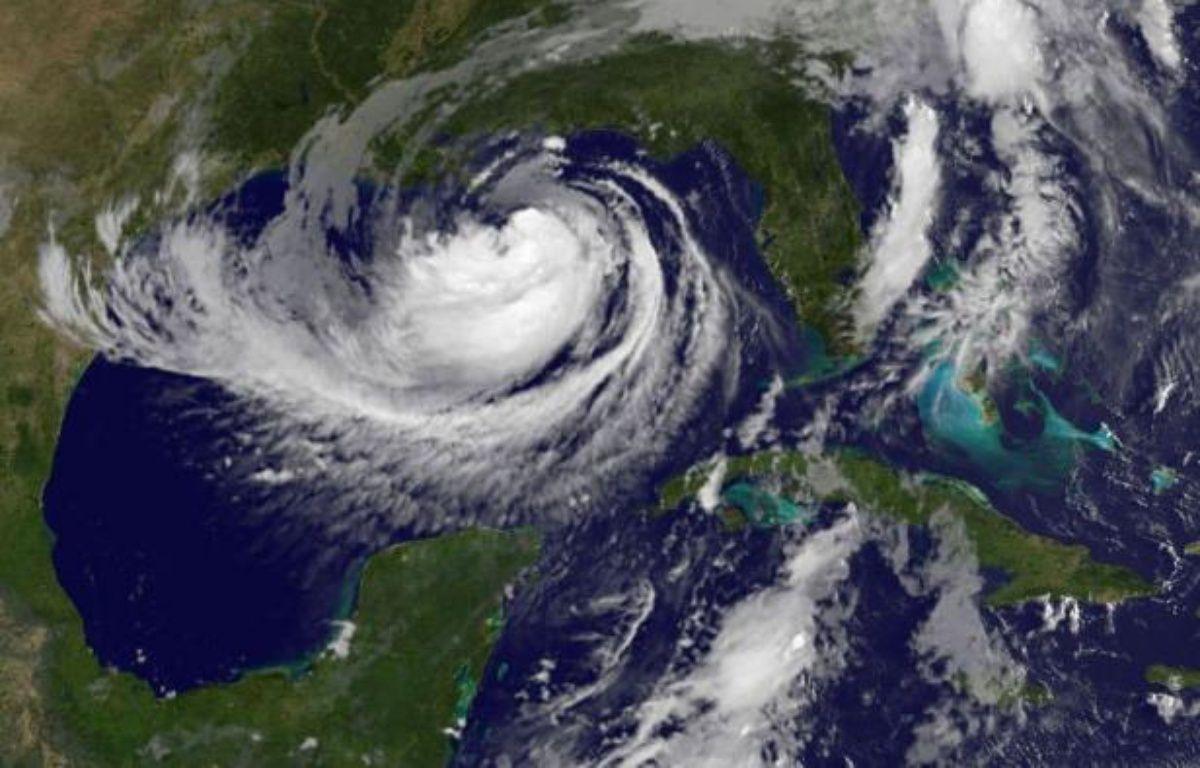 La tempête tropicale Isaac s'est transformée en ouragan et a touché l'extrême sud-est de la Louisiane, se dirigeant droit vers La Nouvelle-Orléans, sept ans quasiment jour pour jour après Katrina, qui avait ravagé la ville. –  afp.com