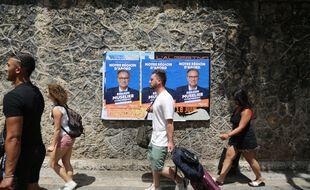 En région Paca, le sortant Renaud Muselier (LR) sera opposé à Thierry Mariani, investi par le RN