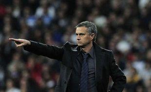 L'entraîneur portugais du real Madrid José Mourinho, le 7 novembre dernier.