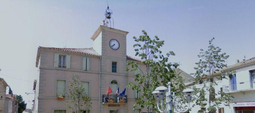 Une mairie dans la région Occitanie.
