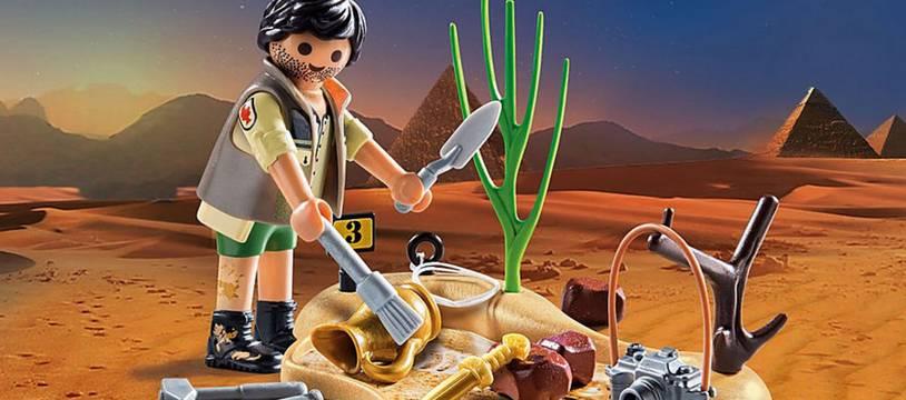 En initiant les enfants aux fouilles archéologiques, l'association ArkéoTopia espère les sensibiliser à la protection du patrimoine.