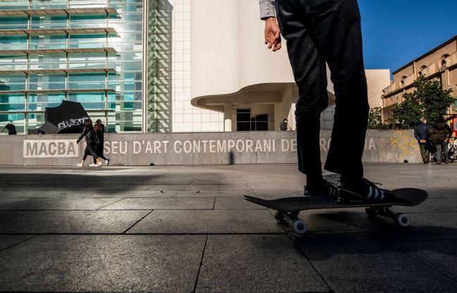 Barcelone: Le skate interdit entre 22 h et 7 h du matin sur le meilleur spot de la ville