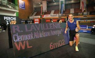 Renaud Lavillenie a franchi la barre des 6m pour la première fois depuis près de 5 ans, le 31 janvier 2021 à Tourcoing.