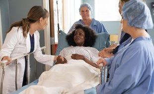 Image de l'épisode 19 de la saison 15 de Grey's Anatomy.