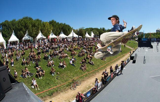 Le skateboard sera présent aux Jeux Olympiques de Tokyo en 2020.
