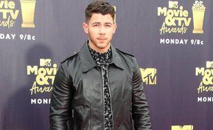 Le chanteur et acteur Nick Jonas
