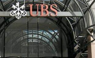 UBS est la première banque suisse.