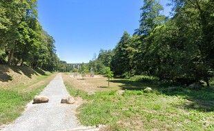 Le parc de la vallée du Gouédic, à Saint-Brieuc.