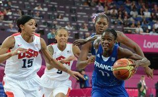 Les basketteuses françaises, battues sans discussion par les Etats-Unis (86-50) samedi en finale, repartent des jeux Olympiques avec une médaille d'argent qui vaut tout l'or du monde.