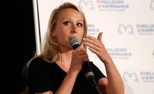 Marion Maréchal, amputée de son Le Pen