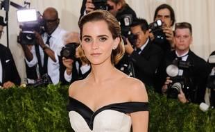 Emma Watson au Met Gala