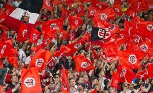 Des supporteurs du Stade Toulousain auront leur nom dans un «mur de soutien». Illustration.