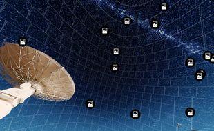 Des chercheurs mettent au point un Google Maps de l'univers