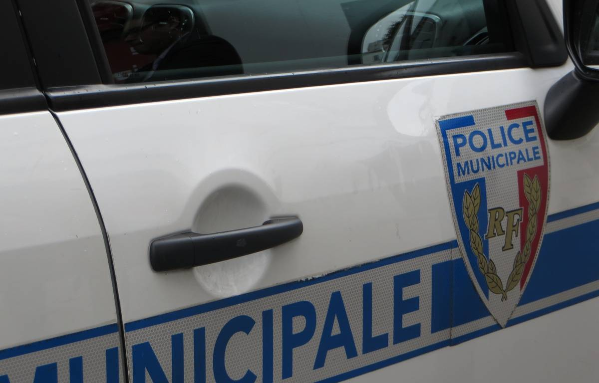 Illustration de police municipale. –