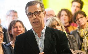 L'élu écologiste Pierre Hurmic sera candidat aux municipales de 2020 à Bordeaux.