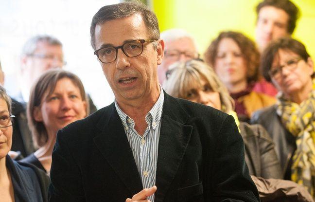 Municipales 2020 à Bordeaux: «Je serai candidat et j'espère faire le rassemblement des mouvements écologistes» annonce Pierre Hurmic