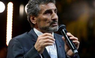 L'homme d'affaires Mohed Altrad à Paris le 25 mai 2016