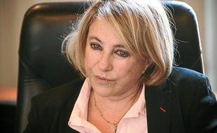 Maryse Joissains est maire d'Aix-en-Provence depuis 2001.