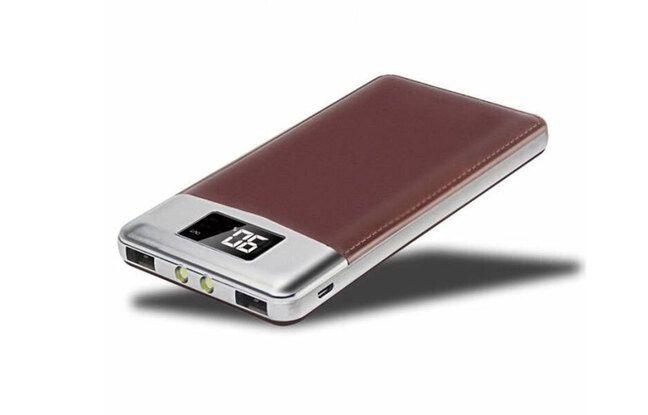 Batterie externe pour téléphone SWISSANT Powerbank 20 000 mAh