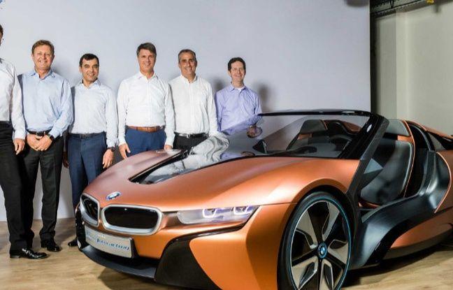 malgr le crash mortel d 39 une tesla bmw annonce une voiture autonome pour 2021. Black Bedroom Furniture Sets. Home Design Ideas