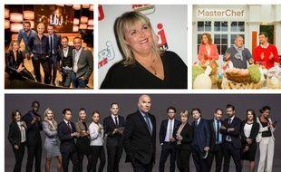 «Le Grand Journal», Valérie Damidot sur NRJ 12, «MasterChef» saison 5, «The Apprentice».