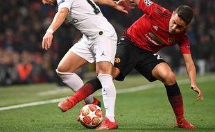 Ander Herrera pourrait signer au PSG cet été.
