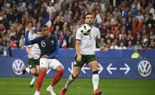 Les Français affrontent l'Eire pour leur premier match de prépa avant la Russie