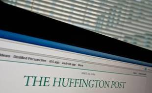 Le logo du site The Huffington Post
