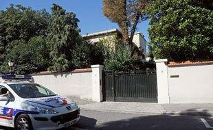 (Photo d'illustration) Une voiture de police à Neuilly-sur-Seine