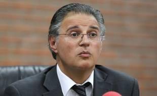 Bernard Petit, ex directeur de la police judiciaire, le 23 juin 2012.