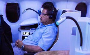 Une bonne playlist fait même planer les passagers les plus stressés.