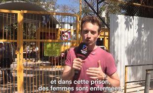 Le premier reportage d'Hugo Clément pour Konbini News.