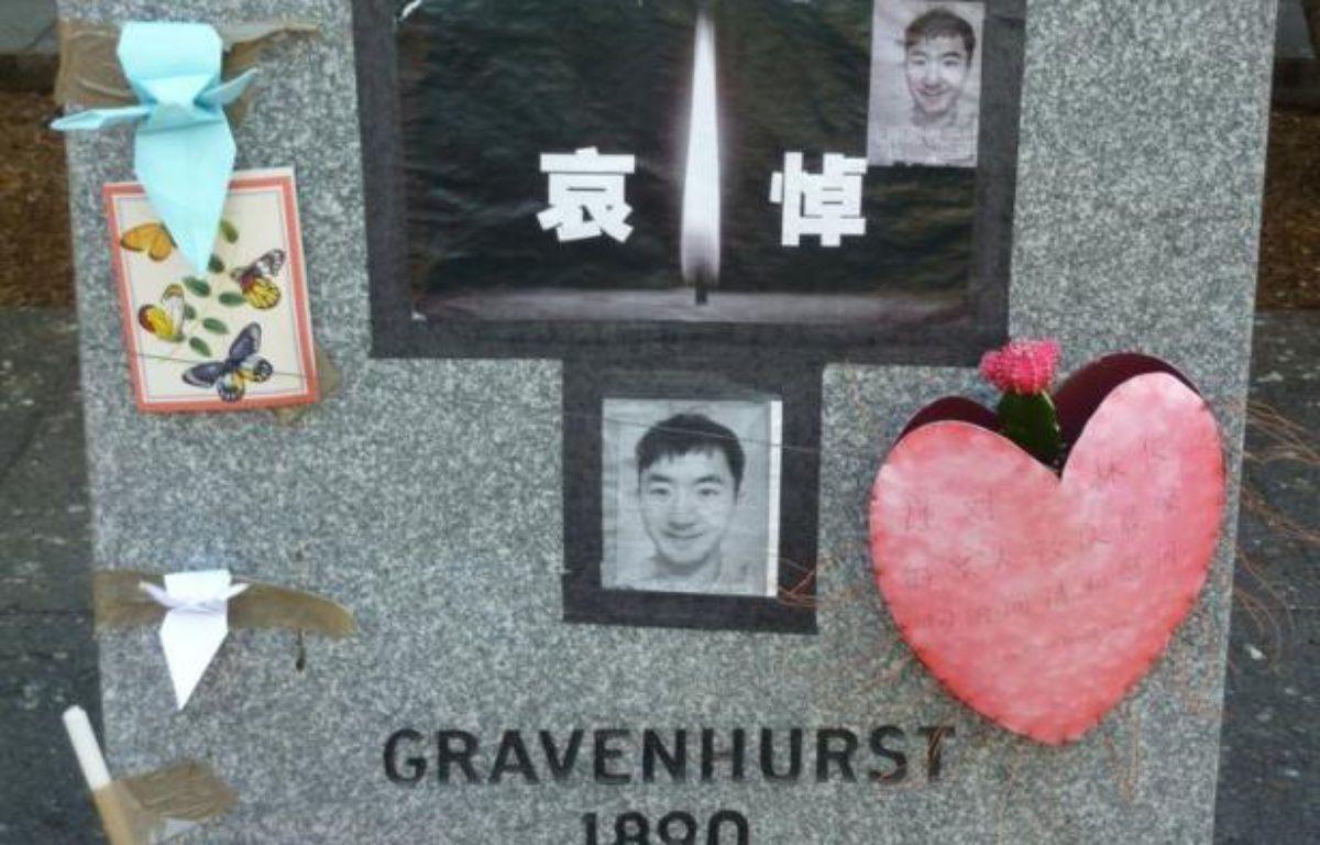 La police de Montréal a annoncé mercredi avoir retrouvé la tête du jeune Chinois, Lin Jun, qui a été sauvagement tué et dépecé en mai, crime dont est accusé le Canadien Luka Rocco Magnotta. – Michel Viatteau afp.com