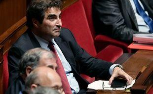 Christian Jacob à l'Assemblée nationale le 6 juillet 2016 à Paris