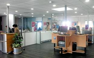L'agence de Lisieux a renforcé le suivi des chômeurs les plus en difficulté.