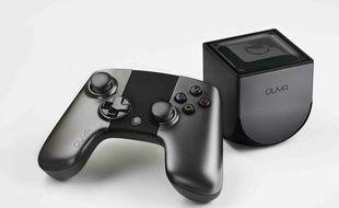 La console Android Ouya est sortie en juin 2013.