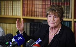 La procureure de la République de Besançon Edwige Roux-Morizot.