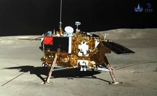 Avec la sonde Chang'e-4, la Chine a réussi le premier alunissage de l'histoire sur la face cachée de la Lune.