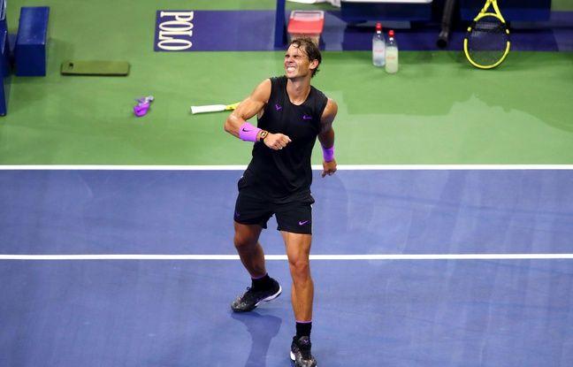 US Open: Nadal remporte son 4e titre, son 19e tournoi du Grand Chelem