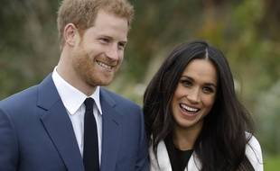 Le prince Harry et Meghan Markle renoncent à leurs titres royaux