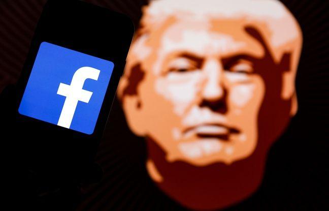 648x415 facebook six mois partir 5 mai 2021 decider avenir compte donald trump reste suspendu immediat