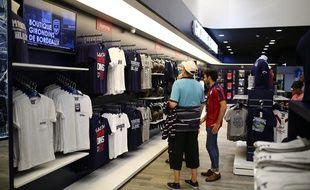 Dans la nouvelle boutique, il y aura pas mal de nouveautés comme un espace de jeux ou un écran géant sur la rue Sainte-Catherine.