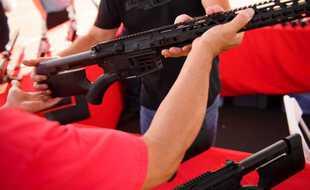 Les armes à feu, sujet de polémique permanent aux Etats-Unis. (Illustration)