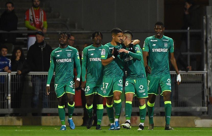 Nîmes-FC Nantes : Le FCN renoue avec le succès à l'extérieur et se rapproche du podium