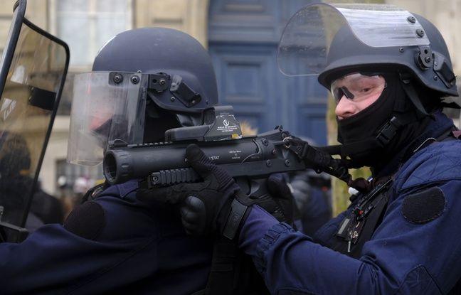 Val-de-Marne: La police municipale de L'Haÿ-les-Roses va être équipée de LBD «intelligents»