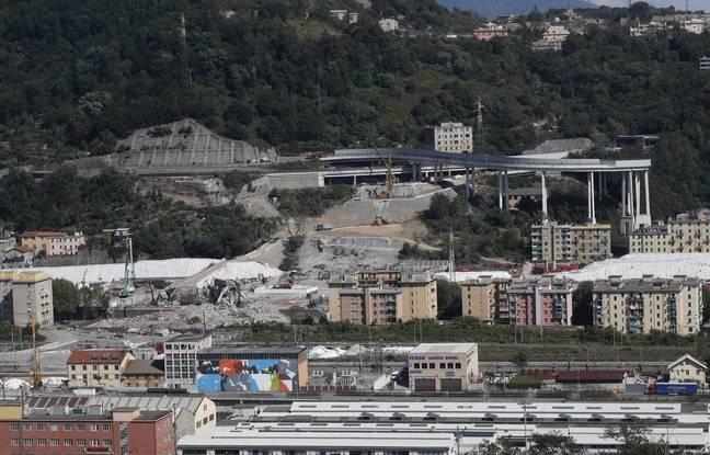Pont effondré à Gênes: Démission du patron du groupe autoroutier Atlantia, fragilisé par les enquêtes sur le drame
